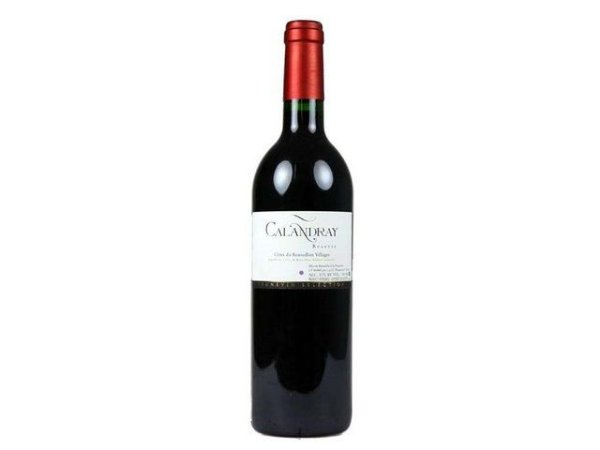VINHO TT CALANDRAY RESERVE 2010 750ML