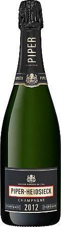 Piper Heidsieck Champagne Millésime Vintage 2012