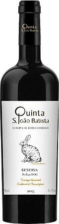 Quinta São João Batista Reserva Tinto Touriga Nacional e Cabernet Sauvignon