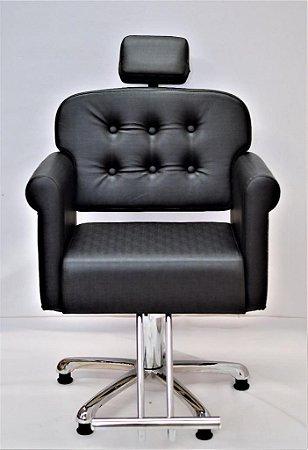 Cadeira de Corte Vernazza Encosto Fixo