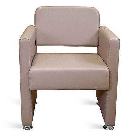 Cadeira De Cabeleireiro/Manicure Recepção Toscana