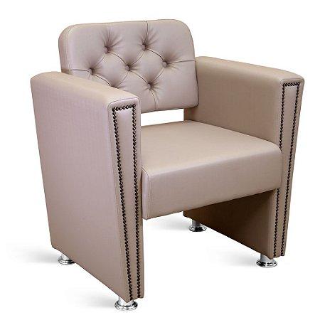 Cadeira De Cabeleireiro/Manicure Recepção Savona