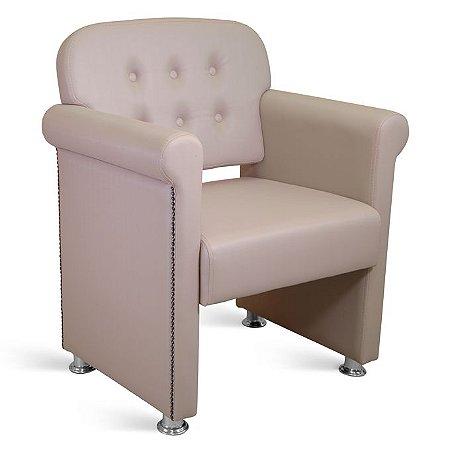 Cadeira De Cabeleireiro/Manicure Recepção Vernazza