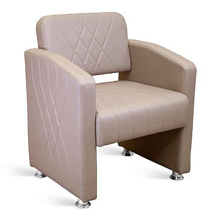 Cadeira De Cabeleireiro/Manicure Recepção Livorno