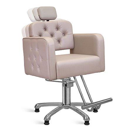 Cadeira De Cabeleireiro Reclinável Módena