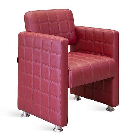 Cadeira De Cabeleireiro/Manicure Recepção Calábria