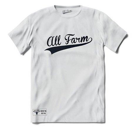 •T-shirt All Farm - Branca•