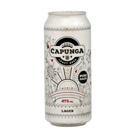 Capunga Lager 473ml