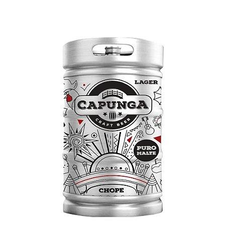 Chopp Capunga LAGER 100L - FRETE GRÁTIS RECIFE