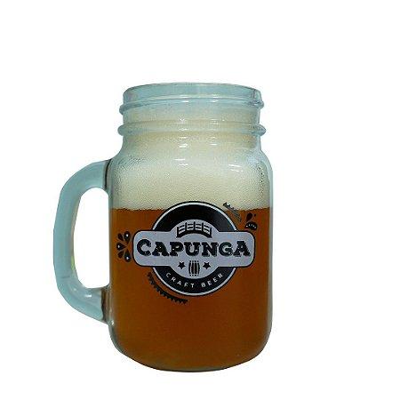 CANECA CAPUNGA - ESTILO RETRÔ - 400ml