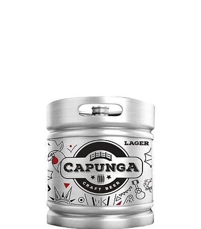 CHOPP CAPUNGA LAGER 30L - FRETE GRÁTIS RECIFE