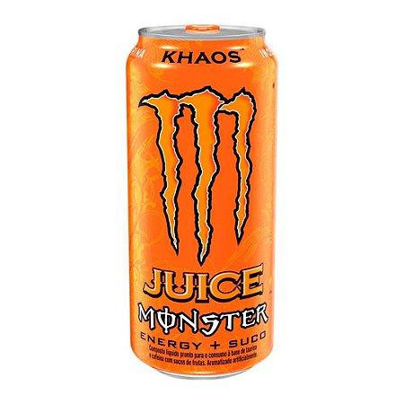 JUICE MONSTER - KHAOS 473ML