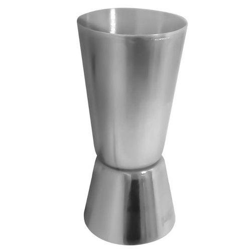 DOSADOR GIN INOX - 60/30ML