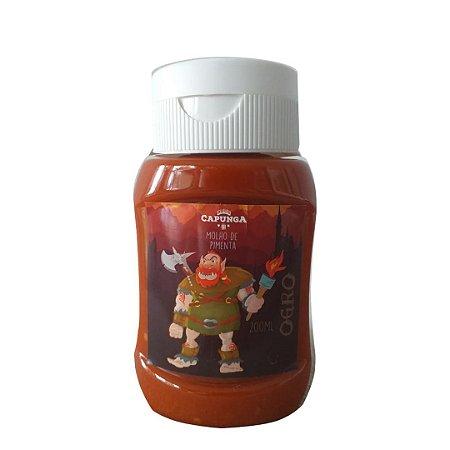 Molho de Pimenta Capunga 200ml - OGRO