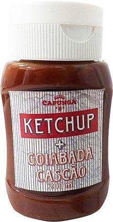 Ketchup + Goiabada Cascão 200ml - CAPUNGA (LANÇAMENTO)
