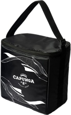 Bolsa Térmica Basic Capunga (LANÇAMENTO)