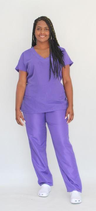 Pijama Cirúrgico Purpura Feminino