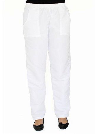 Calça Branco Neve