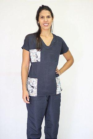 Pijama Cirúrgico Fabiana P