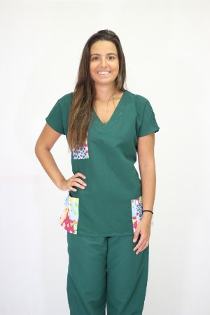 Pijama Cirúrgico Vanessa P