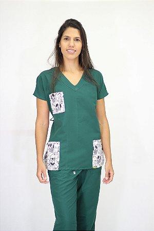 Pijama Cirúrgico Bruna P