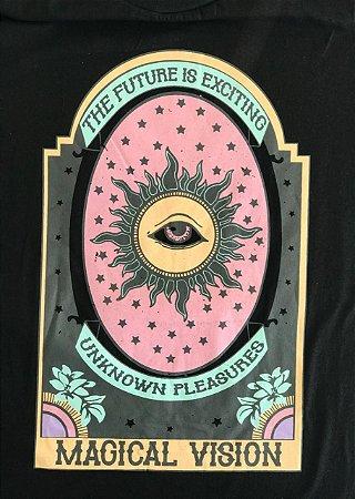 Camiseta Magical Vision - Preta
