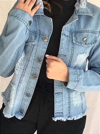 Jaqueta Jeans - Clara