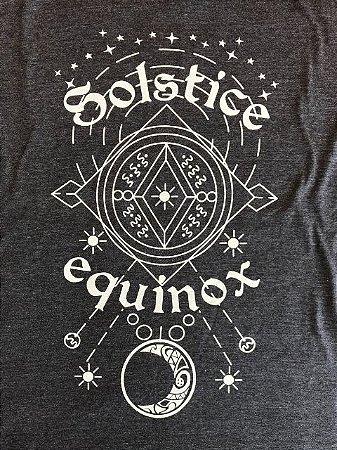 Camiseta Solstice - Cinza