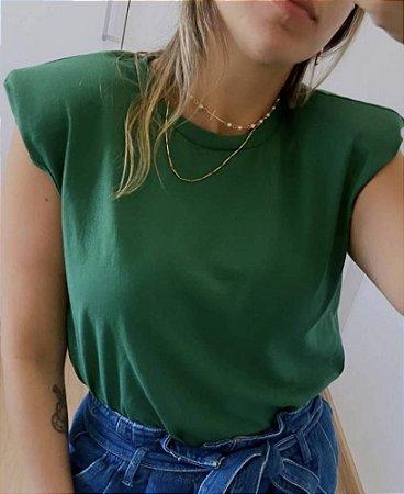 T-shirt Muscle - Verde