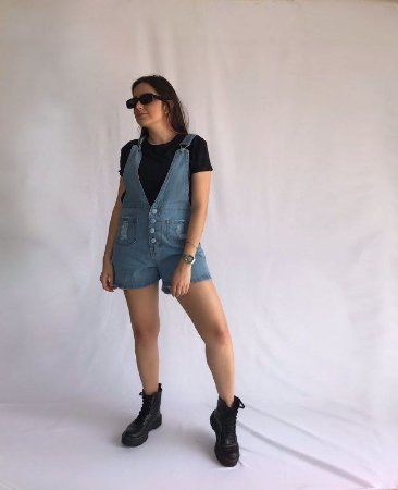 Salopete Jeans - Clara
