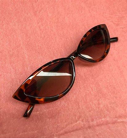 Óculos de Sol Gatinho - Onça