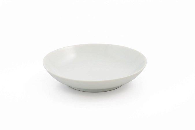 Pratinho de Porcelana Raso