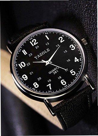 6a8a79aa37d Relógio Masculino Feminino Yazole 281 Menor Preço - FRETE GRÁTIS PARA TODO  SUDESTE.