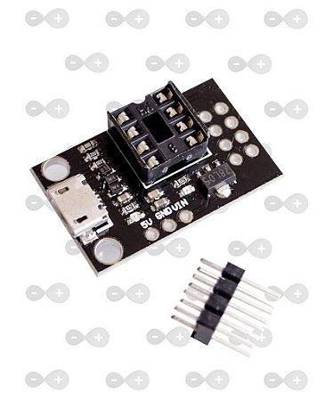Attiny85 Módulo Programador Attiny 85 Usb Digispark Arduino
