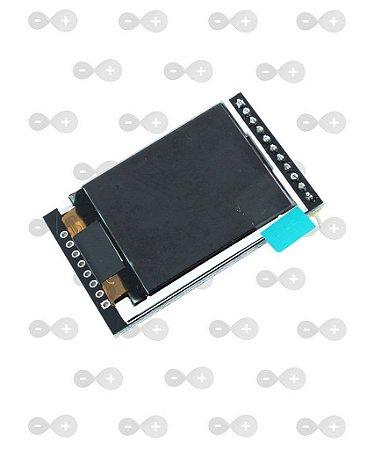Lcd 1.44 Tft 128x128 Gráfico Colorido Para Arduino