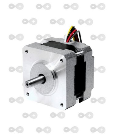 Motor De Passo Nema 17 3,2 Kgf.cm Impressora 3d Cnc