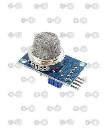 Módulo Sensor De Gás Amonia Mq-135 Mq 135 Arduino, Pic
