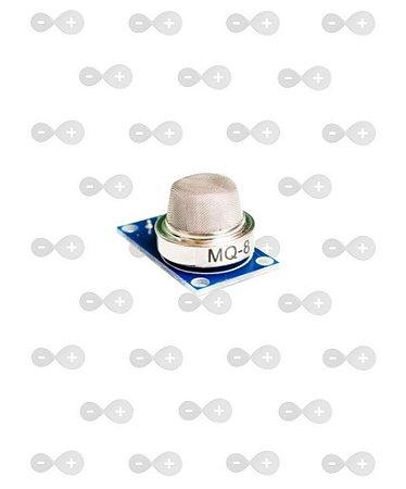 Sensor De Gás Mq-8 Para Arduino - Hidrogênio