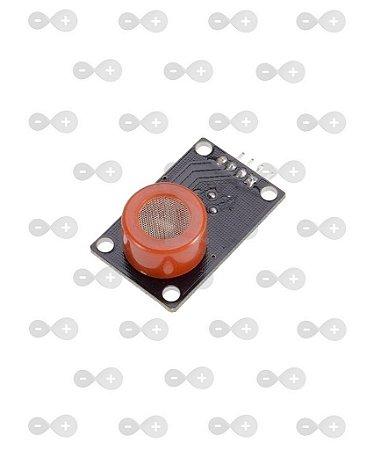 Sensor MQ-3 (detecção de álcool/etanol)