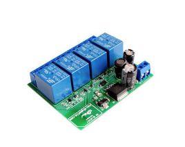 Módulo Bluetooth Com Relé 4 Canais BLE 4.0