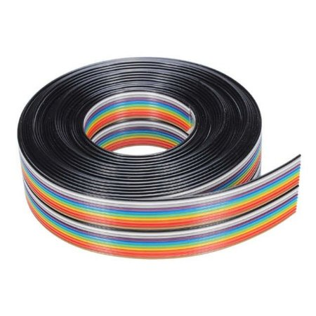 ROLO CABO FLAT - 5M 1.27mm  20P