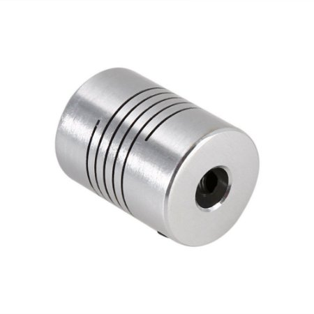 Acoplamento Flexível De Alumínio Para Motor de Passo 8X8mm