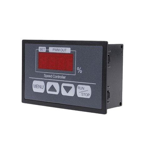CONTROLADOR PWM  6-60V 20A C/ DISPLAY