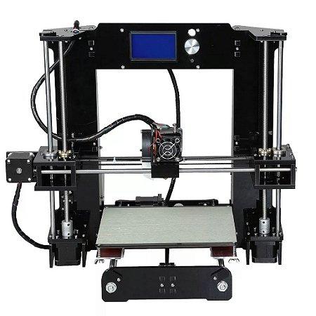 Impressora 3d Anet® A6 Diy Kit Pronta Entrega