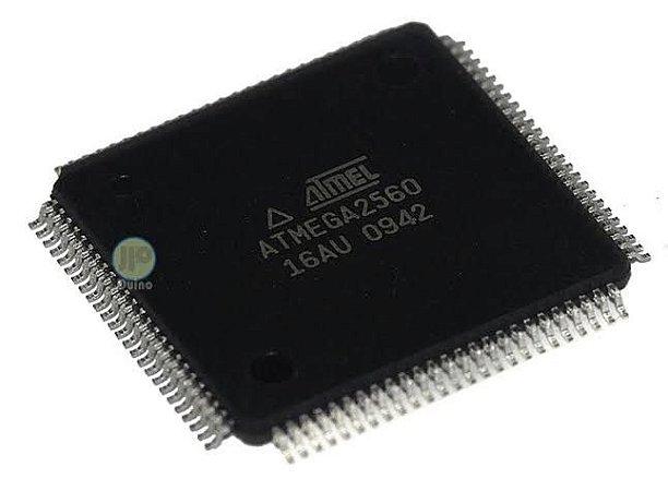 Microcontrolador ATMEGA2560 16AU