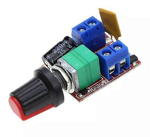 Módulo Controlador PWM 6 a 35V 5A