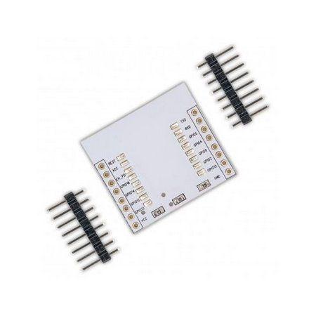 Placa Para Módulo WiFi ESP8266 ESP-07, ESP-08 e ESP-012E