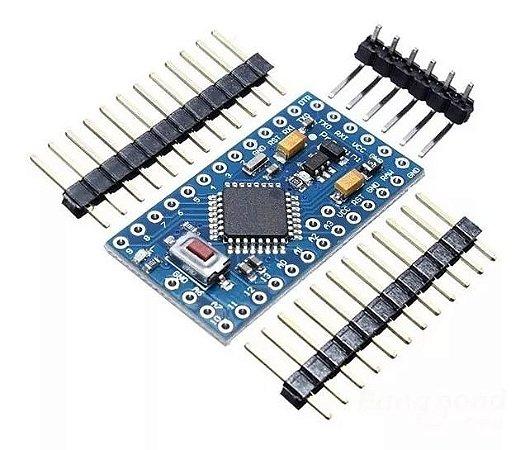 Placa Pro Mini Atmega328p