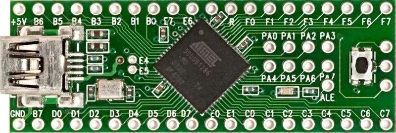Placa Teensy++ 2.0 Usb Avr Programador / Microcontrolador