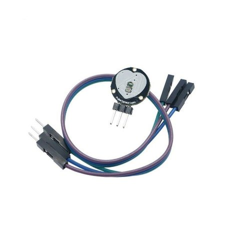 Sensor de Frequência Cardíaca - Sensor de Pulso Para Arduino